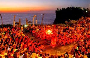 Tari Kecak Uluwatu Bali